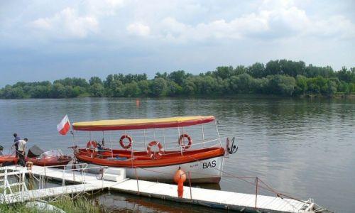 Zdjęcie POLSKA / kujawsko pomorskie / Ciechocinek nad Wisłą / Przystań w Ciechocinku.