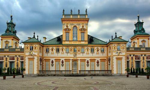 Zdjecie POLSKA / mazowsze / Warszawa  / Pałac w Wilanowie