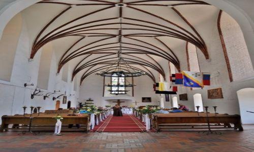 Zdjęcie POLSKA / Kociewie / Gniew / Gniew, zamek, kaplica