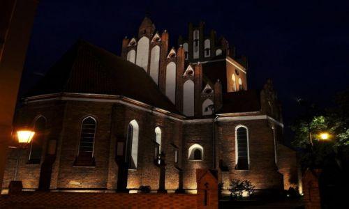 Zdjęcie POLSKA / Kociewie / Gniew / Gniew, fara