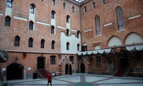 Zdjęcie POLSKA / Kociewie / Gniew / Gniew, zamek
