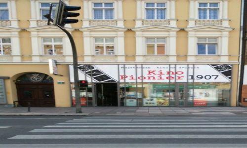Zdjecie POLSKA / - / SZCZECIN / KINO PIONIER 1907