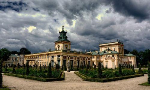 Zdjęcie POLSKA / mazowsze / Warszawa / Pałac w Wilanowie