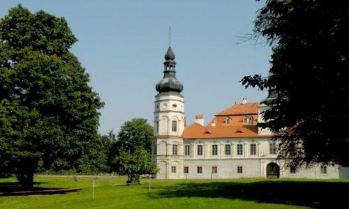Zdjęcie POLSKA / opolskie / Żyrowa / Pałac, w rękach prywatnych.