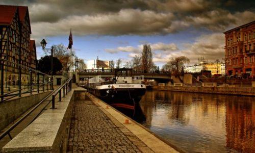 Zdjęcie POLSKA / kujawsko pomorski / Bydgoszcz / Barka Lemara