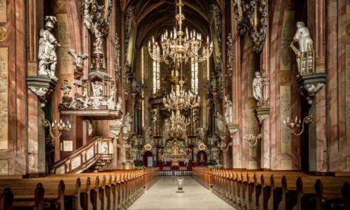 Zdjęcie POLSKA / Dolny Śląsk / Świdnica / Katedra