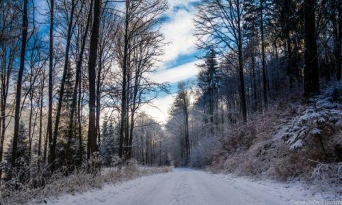 POLSKA / Dolno�l�skie / Kletno / Zimowy spacer po Kletnie