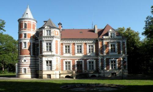 Zdjęcie POLSKA / kujawsko pomorskie / Brzezie / Pałac w Brzeziu