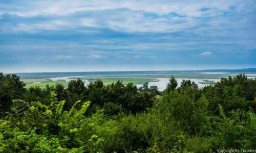 Zdjecie POLSKA / Zachodniopomorskie / Wapnica / Punkt widokowy w okolicy Jeziora Turkusowego