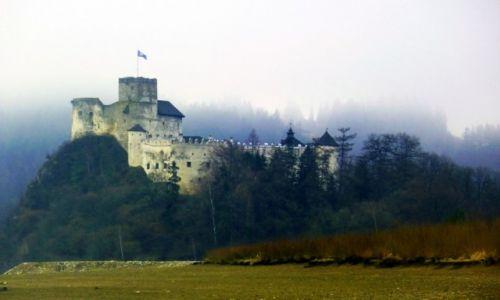 Zdjęcie POLSKA / Podhale / Niedzica / Zamek