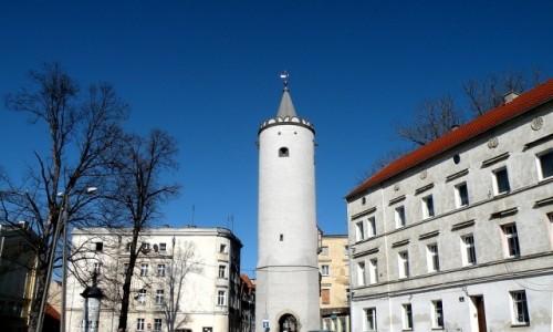 Zdjęcie POLSKA / opolskie / Paczków / Baszta bramna