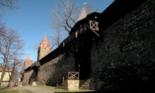 Zdjęcie POLSKA / opolskie / Paczków / Mury obronne