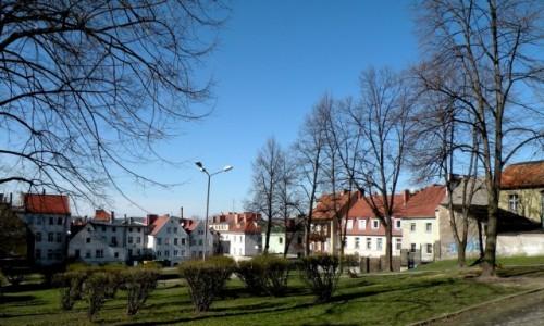 Zdjęcie POLSKA / opolskie / Paczków / Widok na miasto z murów