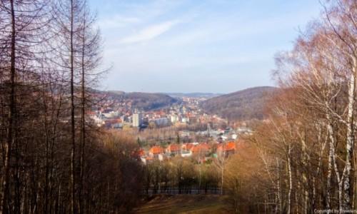 Zdjecie POLSKA / Dolnośląskie / Wałbrzych / Punkt widokowy na Górze Parkowej