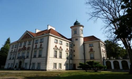 Zdjęcie POLSKA / mazowieckie / Otwock Wielki / Pałac podkomorzego koronnego Kazimierza Bielińskiego