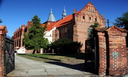 Zdjęcie POLSKA / Kujawsko-Pomorskie / Chełmno / Kościół Wniebowzięcia NMP