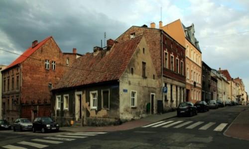 Zdjecie POLSKA / Kujawsko-Pomorskie / Chełmno / Stare domki