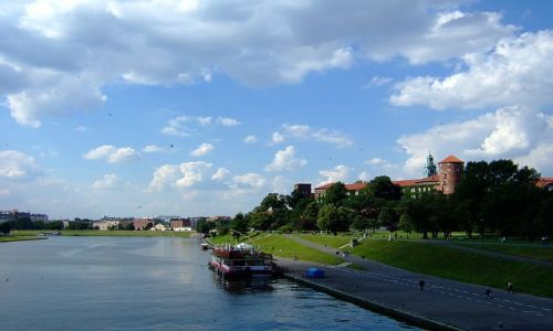 Zdjęcie POLSKA / brak / Krakow / Wawel