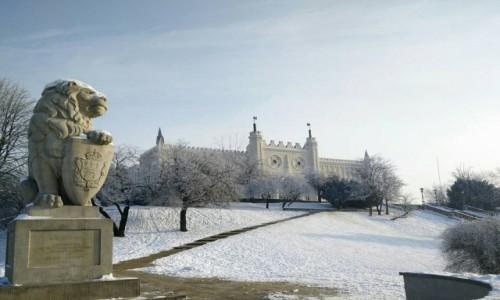 Zdjecie POLSKA / Lubelskie / Lublin / Zima w Lublinie