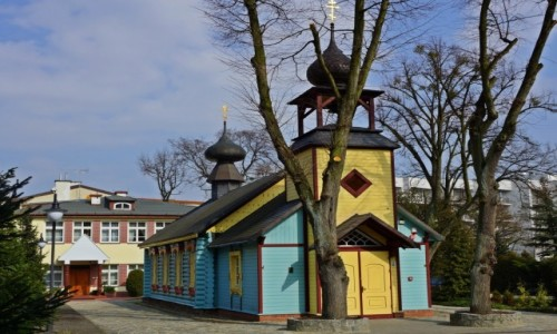 Zdjęcie POLSKA / Kuj-pom / Ciechocinek / Cerkiew pw.Michała Archanioła z 1894 roku