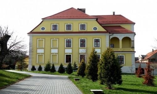 Zdjecie POLSKA / opolskie / Zwanowice / Pałac w Zwanowicach