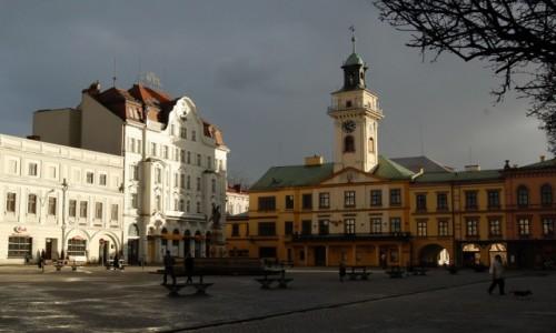 POLSKA / �l�sk Cieszy�ski / Cieszyn / po burzy 2