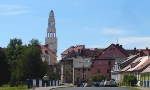 POLSKA / dolno�l�skie / Gryf�w �laski / Miasteczko