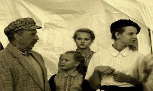 Zdjecie POLSKA / pomorskie / Hel / Pokaz mody z lat trzydziestych