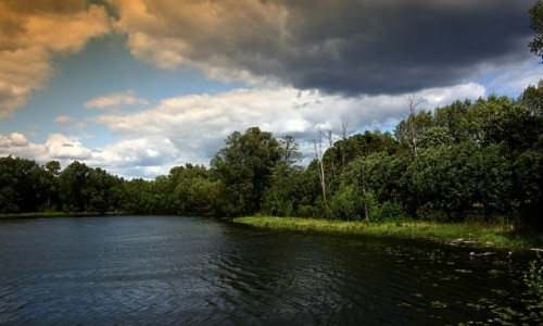 Zdjęcie POLSKA / mazowsze / Otwock Wielki / Jezioro Rokola