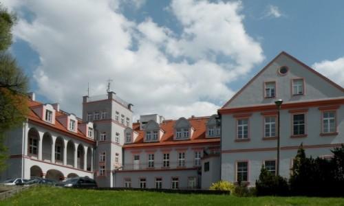 POLSKA / opolskie / Korfant�w / Zamek