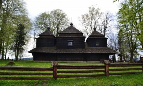 POLSKA / podkarpackie / Smolnik / Na li�cie UNESCO