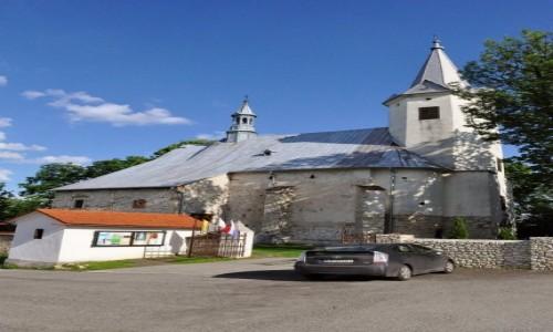 Zdjęcie POLSKA / Małopolska / Korzkiew / Korzkiew, kościół