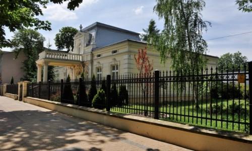 Zdjecie POLSKA / Centrum / Tomaszów Mazowiecki / Pałac doktora Rodego