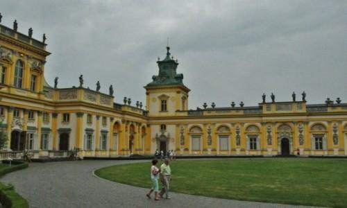Zdjęcie POLSKA / Mazowsze / Warszawa / Warszawa, Wilanów