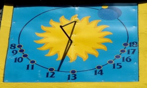 Zdjecie POLSKA / kujawsko pomorskie / Gdzieś / Zegar słoneczny, gdzie to jest?