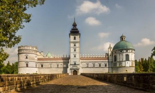 Zdjecie POLSKA / - / Krasiczyn / Zamek