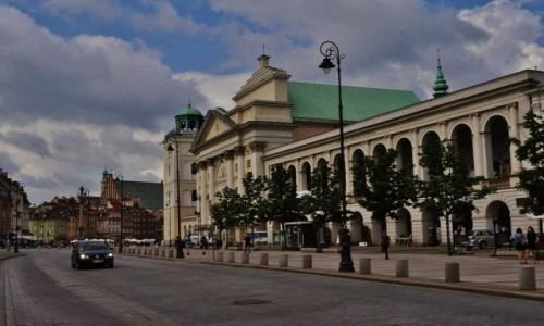 Zdjecie POLSKA / Mazowsze / Warszawa / Warszawa, Krako