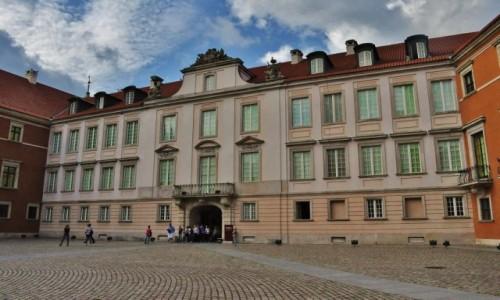 Zdjecie POLSKA / Mazowsze / Warszawa / Warszawa, zamek
