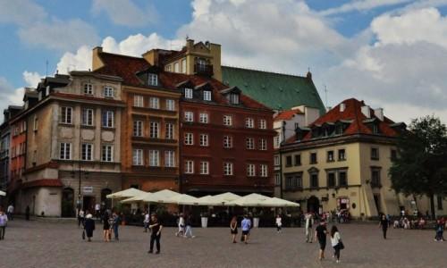 Zdjecie POLSKA / Mazowsze / Warszawa / Warszawa, plac