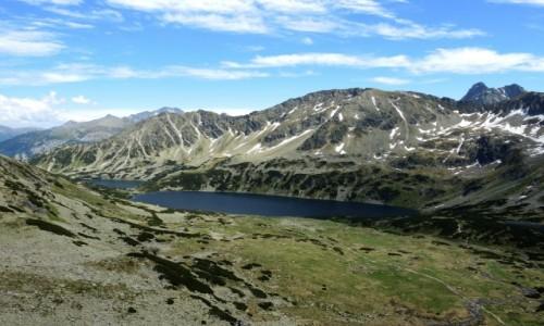 POLSKA / Tatry / Dolina Pi�ciu Staw�w / Dolina Pi�ciu Staw�w - zej�cie z Zawratu