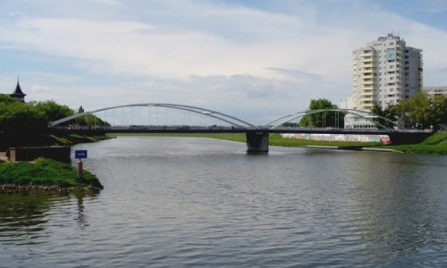 POLSKA / opolskie / Opole / Kierunek Gliwice, Odr�.