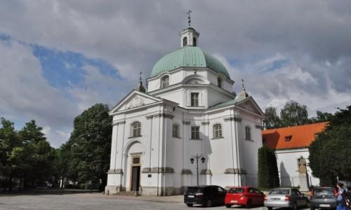 POLSKA / Mazowsze / Warszawa / Warszawa, nowe miasto