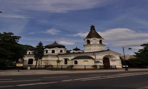 Zdjecie POLSKA / Mazowsze / Piotrków Trybunalski / Piotrków, cerkiew wybudowana przez Greków