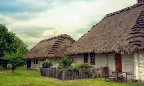 Zdjecie POLSKA / Tokarnia / Muzeum Wsi Kieleckiej / Podróż w czasie