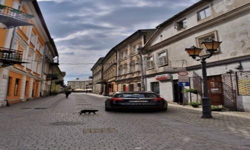 POLSKA / Mazowsze / Piotrk�w Trybunalski / Piotrk�w, uliczki starego miasta