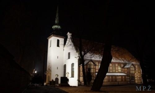 Zdjecie POLSKA / Malbork / Malbork / Malbork, kościół pw. MBNP