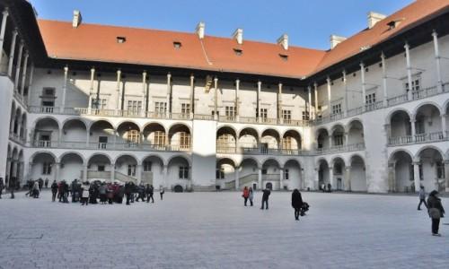 Zdjecie POLSKA / Ma�opolska / Krak�w / Krak�w, Wawel