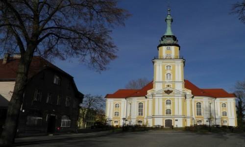 Zdjecie POLSKA / opolskie  / Pokój / Kościół ewangelicki w Pokoju