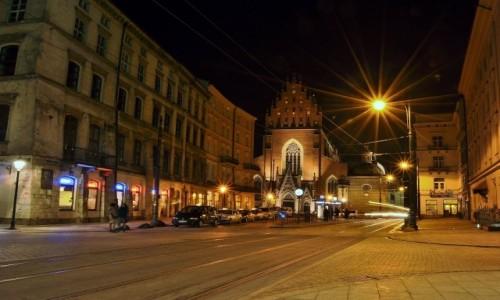 Zdjęcie POLSKA / Małopolska / Kraków / Kraków, Plac Dominikański