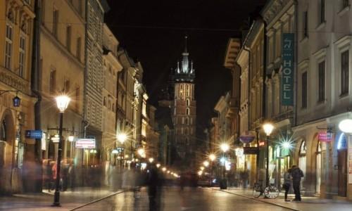 Zdjęcie POLSKA / Małopolska / Kraków / Kraków, Floriańska